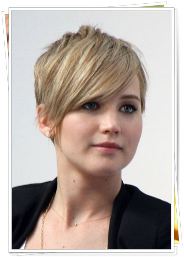 Pixie hair cut 1