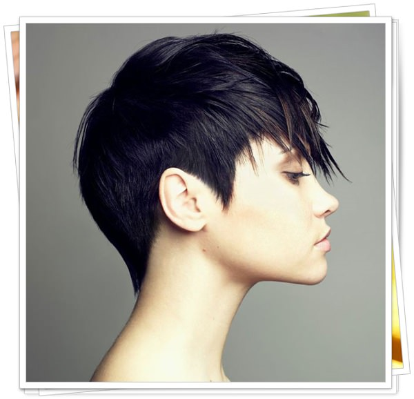 Pixie hair cut 3