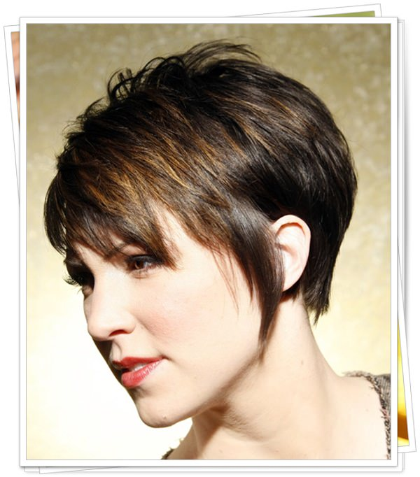 Shape of your face hair cut 6