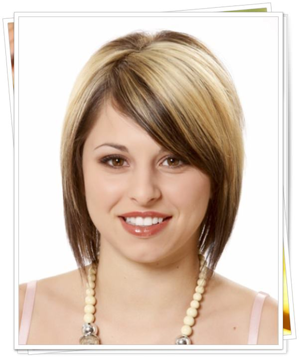Shape of your face hair cut