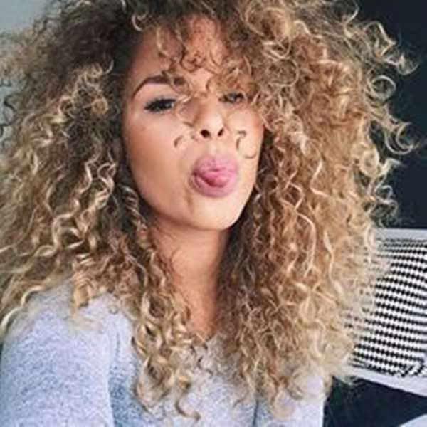 curly hairstyle curly hairstyle curly hairstyle curly hairstyle curly hairstyle corte pelo largo rizado