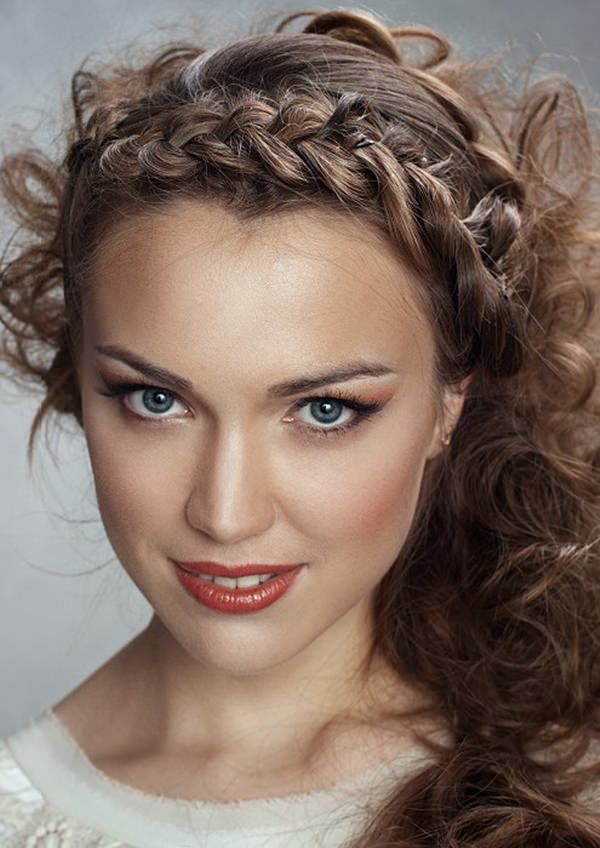 french braid  hairstyles 333