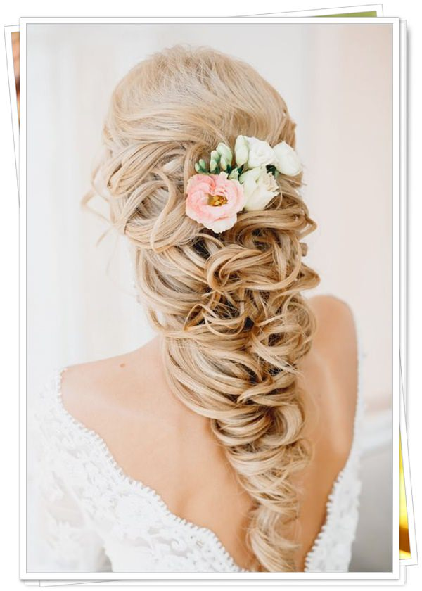 wedding hairstyle  17