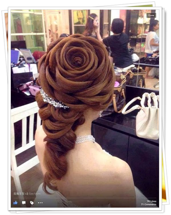 wedding hairstyle 21